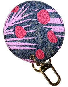 Louis Vuitton This is a LIMITED EDITION Yayoi Pumkin Dots Key Holder / Bag Charm