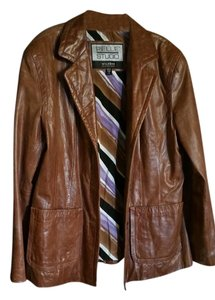 Pelle Studio brown Leather Jacket