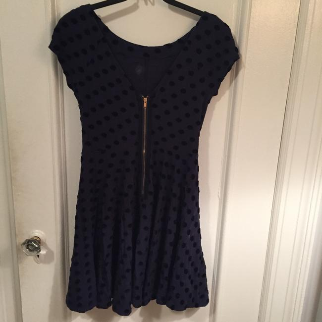 Marc by Marc Jacobs short dress Navy on Tradesy Image 1