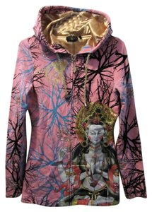 Christian Audigier Pink Jacket
