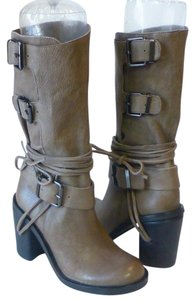 Vince Camuto Beige Taupe Boots