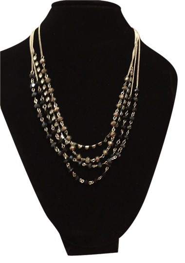 Preload https://item1.tradesy.com/images/cake-cake-4-layer-necklace-1980750-0-2.jpg?width=440&height=440