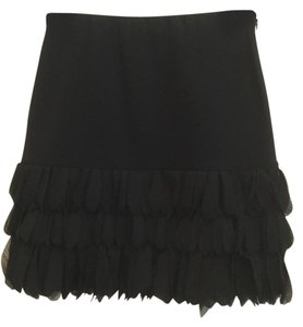 Ann Taylor Slight Stretch Skirt Black