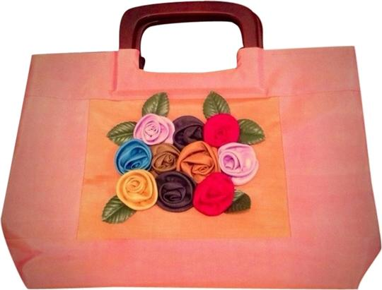 Other Tote in Coral