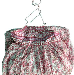Rory Beca short dress Pink floral on Tradesy