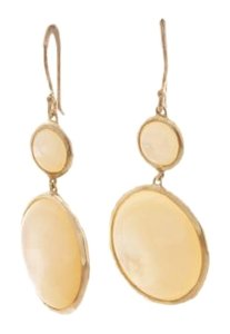 Ippolita Ippolita SS & Mother of Pearl Snowman Earrings
