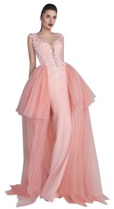 MNM Couture Evening Gown Long Classy Luxury Dress