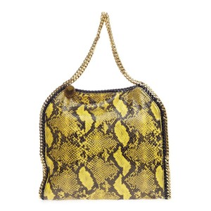 Stella McCartney Faux Tote in Yellow