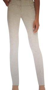The Limited Straight Pants Light grey