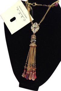 Ali-Khan c.A.K.e. Faux Jeweled Fashion Necklace Beautiful