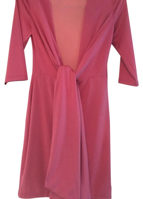 Item - Fucsia N 21 Knee Length Night Out Dress Size 8 (M)