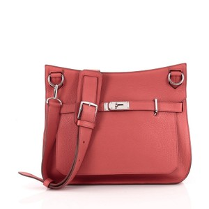 Hermès Hermes Crossbody Leather Shoulder Bag