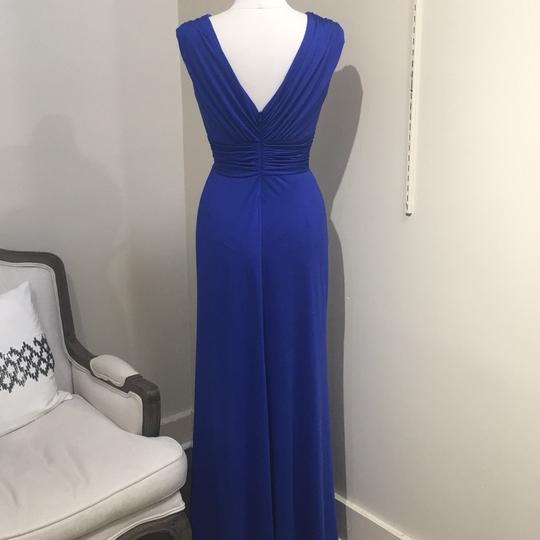 Jade Couture Lapis Formal Bridesmaid/Mob Dress Size 6 (S)