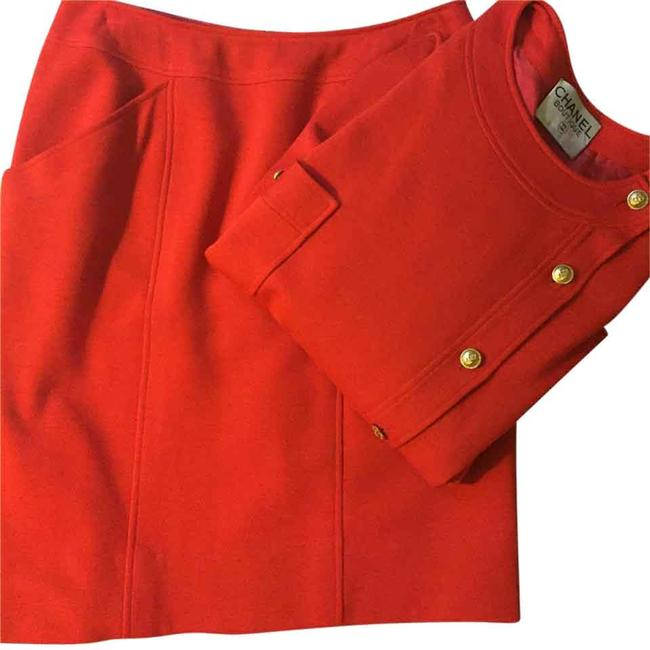 Preload https://item5.tradesy.com/images/chanel-red-vintage-priced-to-sell-skirt-suit-size-8-m-19808479-0-5.jpg?width=400&height=650