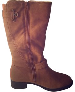 Aspen Las Vegas Boot Winter Comfortable Tan Boots