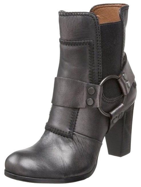 Item - Black Wendie Leather New Boots/Booties Size US 10 Regular (M, B)