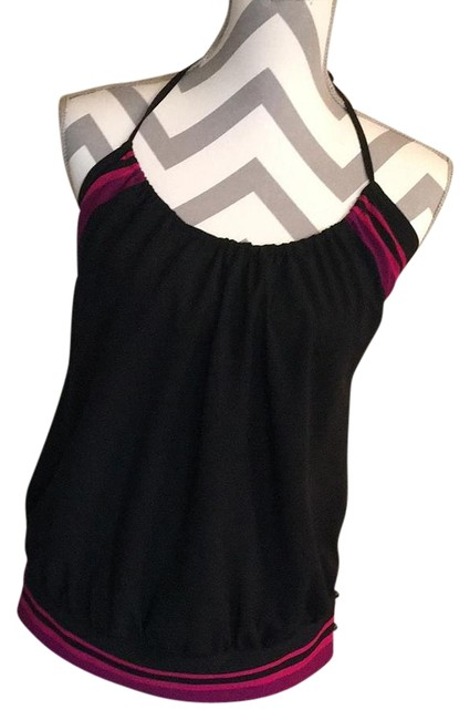 Preload https://item2.tradesy.com/images/old-navy-black-new-with-halter-top-size-8-m-19808641-0-1.jpg?width=400&height=650