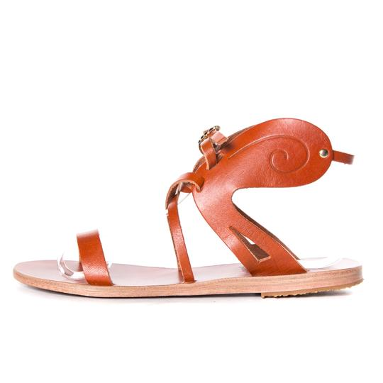 Preload https://item4.tradesy.com/images/ancient-greek-sandals-burnt-orange-sandals-size-us-45-regular-m-b-19808733-0-0.jpg?width=440&height=440