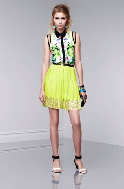 Prabal Gurung for Target Floral Limited Edition Top Multi
