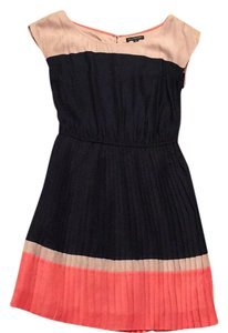 American Eagle Outfitters short dress Navy/Purple/Pink on Tradesy