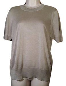 Donna Karan Top Golden Tan