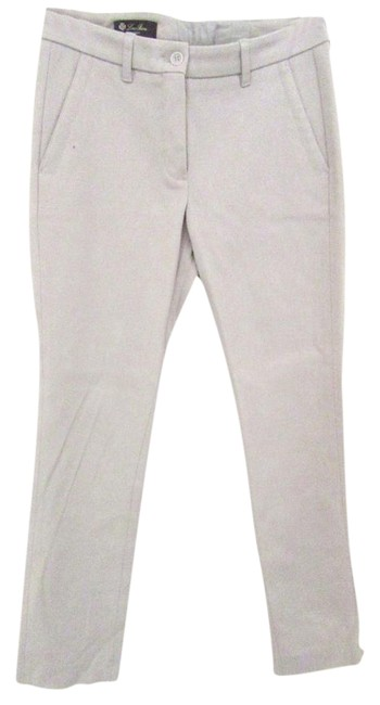 Preload https://item5.tradesy.com/images/loro-piana-beige-stretch-trousers-slacks-xs-s-capricropped-pants-size-2-xs-26-19808789-0-1.jpg?width=400&height=650