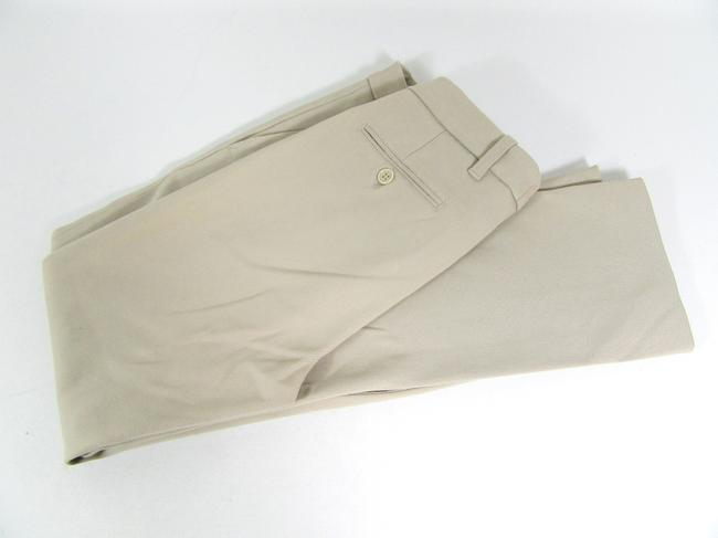 Loro Piana Trousers Slacks Skinny Capri/Cropped Pants Beige
