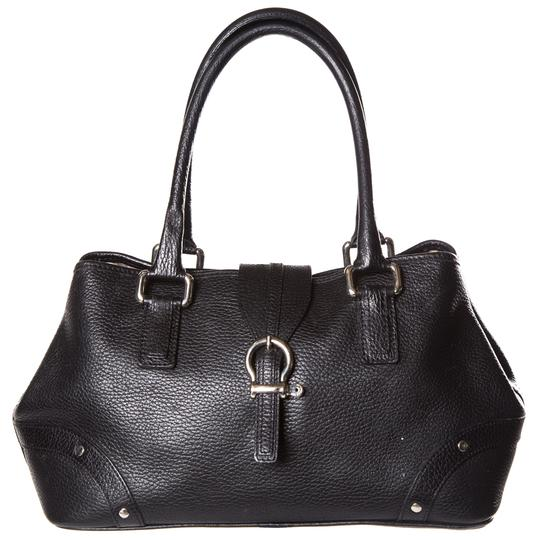 Burberry London Satchel in Black
