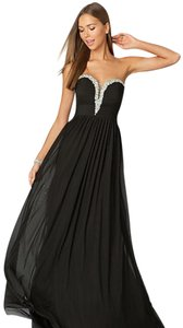 JVN Strapless Dress