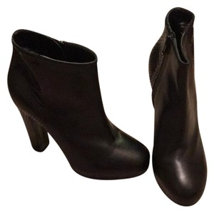 Barneys Co-Op Black Boots