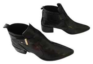 Martinelli Sleek Design Luxuriously Soft Black Boots