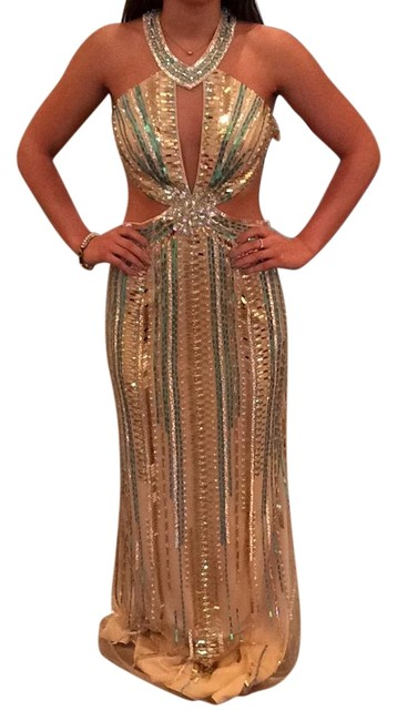 Preload https://img-static.tradesy.com/item/19808975/jovani-champagne-88320-long-formal-dress-size-2-xs-0-1-650-650.jpg