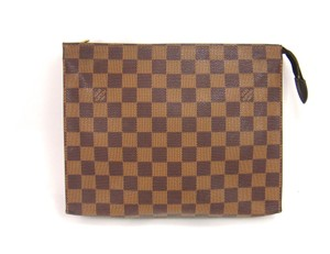 Louis Vuitton Toilette 26 Damier Large Cosmetics Travel Dopp Bag France