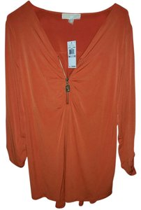 Michael Kors Top Orange