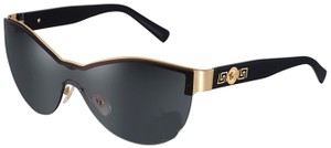 Versace VERSACE ROCK ICONS PALE GOLD SUNGLASSES VE 2144 125211