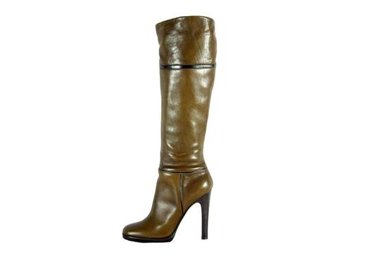 Preload https://item1.tradesy.com/images/roberto-cavalli-forest-new-leather-platform-bootsbooties-size-us-95-regular-m-b-19809605-0-0.jpg?width=440&height=440