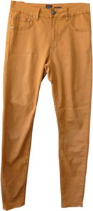 Rip Curl Skinny Pants Orange