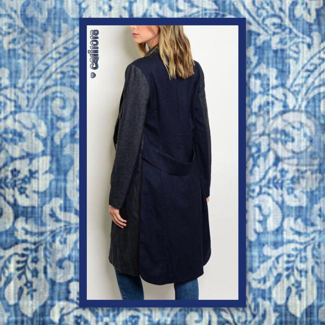 Others Follow Pea Trench Coat