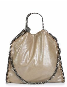 Stella McCartney Metallized Hobo Bag