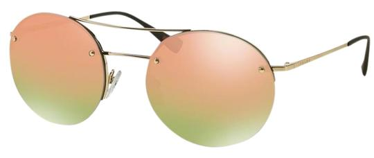 Preload https://item2.tradesy.com/images/prada-pale-gold-lenses-color-grey-mirror-rose-gold-54rs-zvn5l2-sunglasses-19809766-0-1.jpg?width=440&height=440