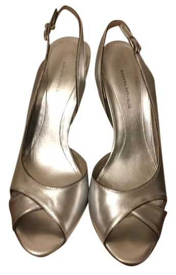 Banana Republic Sliver Pumps