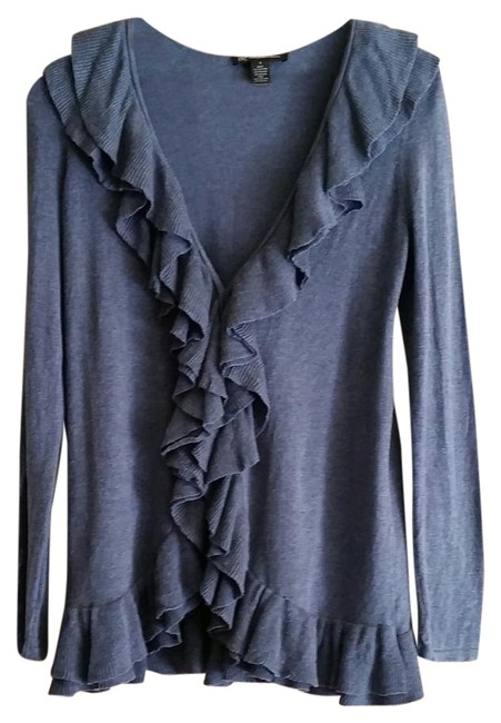 Preload https://item5.tradesy.com/images/inc-international-concepts-blue-cardigan-size-6-s-19809829-0-1.jpg?width=400&height=650