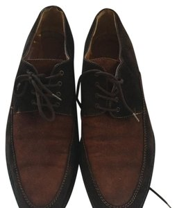 Brooks Brothers Brown and Rust Pumps