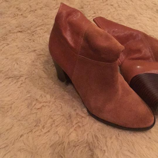 Saks Fifth Avenue Bark Boots