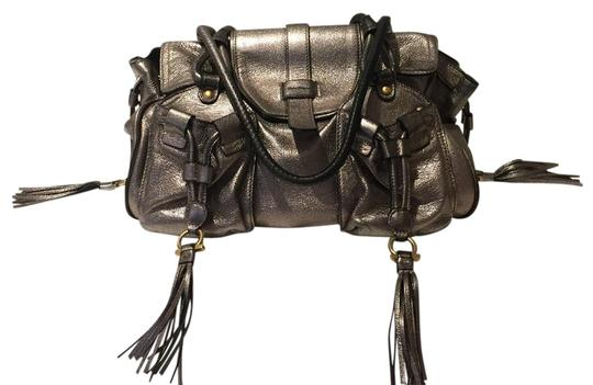 Preload https://img-static.tradesy.com/item/19810218/salvatore-ferragamo-pewter-leather-shoulder-bag-0-1-540-540.jpg