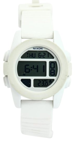 Preload https://item2.tradesy.com/images/nixon-white-polycarbonaterubber-the-unit-and-watch-19810341-0-1.jpg?width=440&height=440