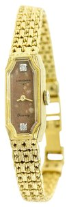 Longines * Longines Vintage Ladies Gold Tone Watch