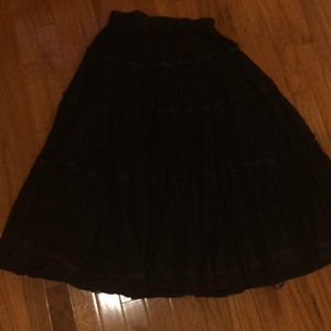 Betsey Johnson Maxi Skirt