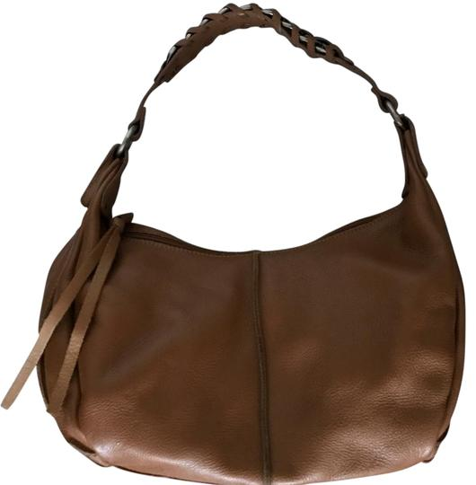 Preload https://img-static.tradesy.com/item/19810519/kenneth-cole-reaction-brown-leather-shoulder-bag-0-1-540-540.jpg