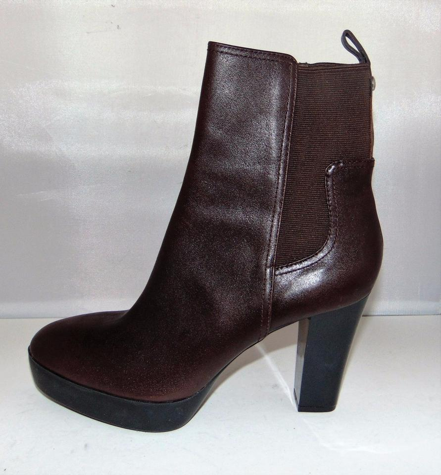6a0526691cf3 Donald J. Pliner Brown Milan 2 Chelsea Style Dress Ankle Boots ...